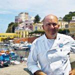 Oreste Romagnolo - Chef Oresteria Ponza